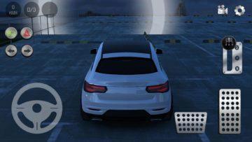 Základní prostředí hry Real Car Parking 2