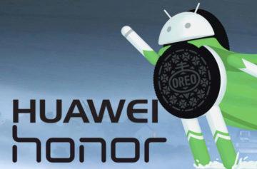 Beta Android Oreo je dostupná na 7 Huawei a Honor mobilů: Které to jsou?