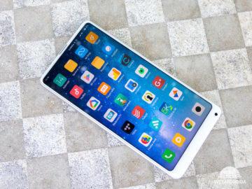 Displej Xiaomi Mi Mix 2S má velmi dobré barvy