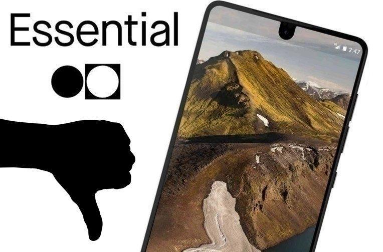 essential rusi vyvoj telefonu prodej spolecnosti