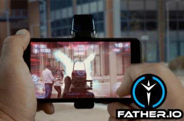 Vyzkoušeli jsme hru Father.io: Mobilní laser game přímo v ulicích
