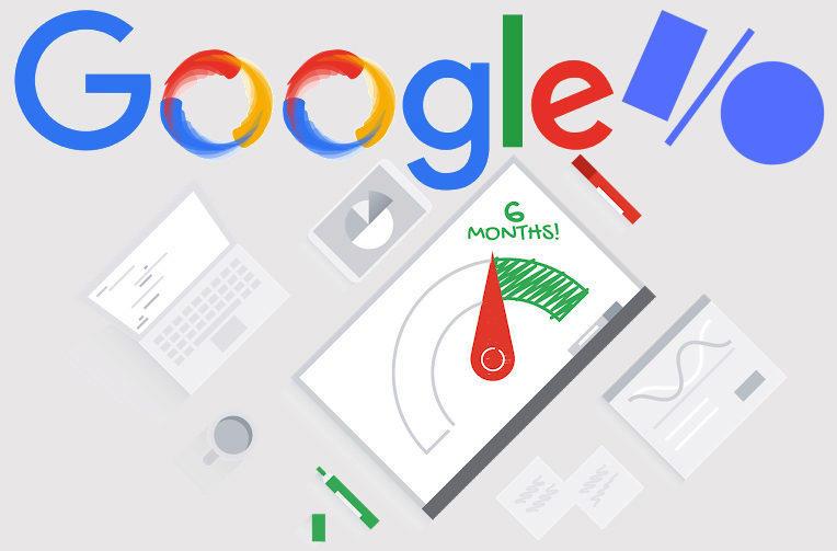 google chysta novinky google io konferefence 2018
