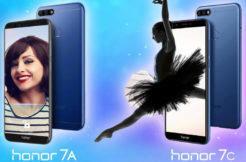 honor 7A honor 7C oficialne predstaveni
