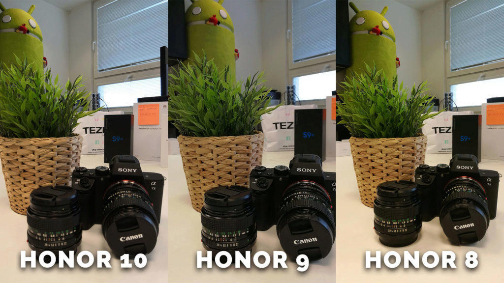 honor fotomobil test - fotoaparat