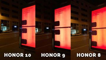 honor 8 honor 9 horno 10 nocni snimky