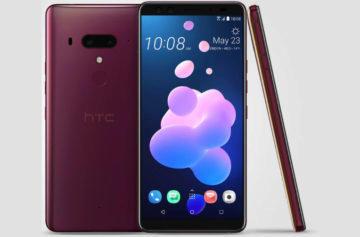 HTC U12+ představen: TOP duální fotoaparát, boky citlivé na stisk a perfektní výbava