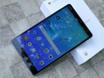 huawei mediapad m5 tablet displej