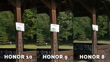 jak fotí honor 10? - znacka