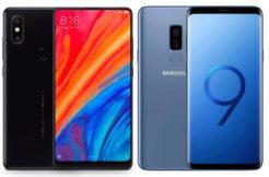 jaky mobil foti lep samsung galaxy s9 plus vs xiaomi mi mix 2S