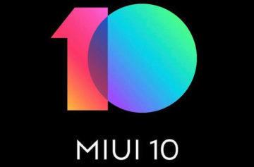 Nadstavba MIUI 10 oficiálně: Nové ovládání, AI a vylepšené fotografie