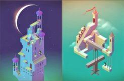 hra monument valley zdarma android ios hra