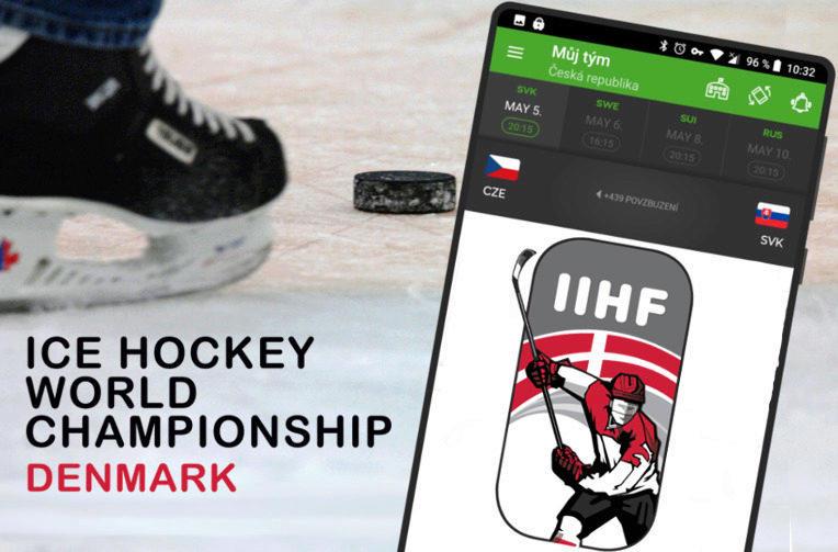 Ms V Hokeji 2018 Jak Sledovat Hokej Online V Mobilu
