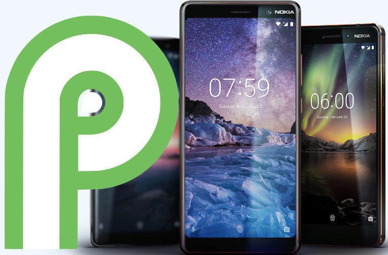 Všechny nokia telefony android p aktualizace