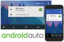 novinky pro android auto