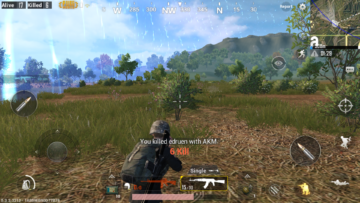 playerunknowns battleground cz android hra