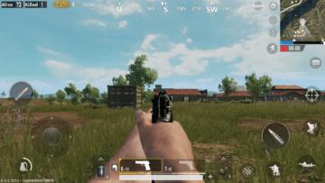 pubg zbrane strelba