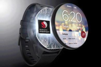 qualcomm snapdragon 3100 chytre hodinky