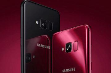 Samsung Galaxy S8 Lite byl oznámen pod názvem Galaxy S Light Luxury