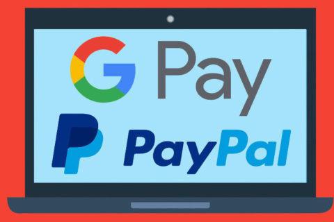 sluzba paypal google platby