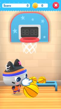 tamachotchi hra basketbal stahnout