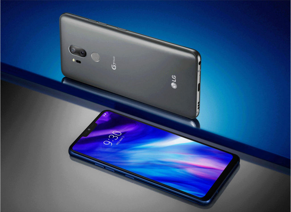 telefon LG G7 ThinQ cena