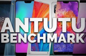 Velké srovnání výkonu telefonů: Honor 10, Xiaomi Mi Mix 2S a dalších 3 TOP modelů