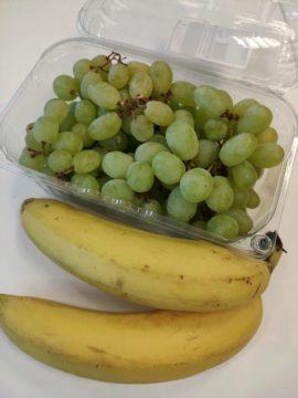 xiaomi mi mix 2S ovoce test foto