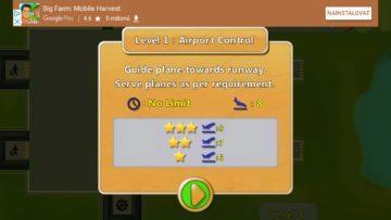 Úkol pro první level Airport Control