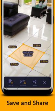 ARuler aplikace
