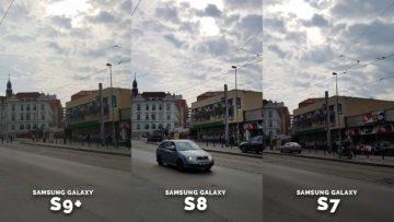 Samsung galaxy forí skvěle - ulice