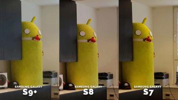 Jak dobře fotí Samsung telefony? - android