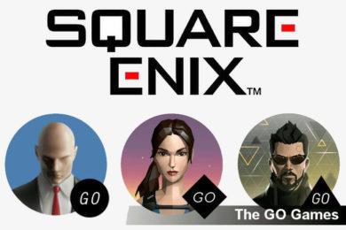 GO hry square enix konec