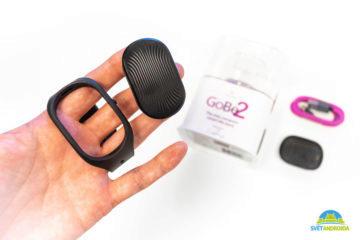 Healbe BeGo2 obsah balení pásek