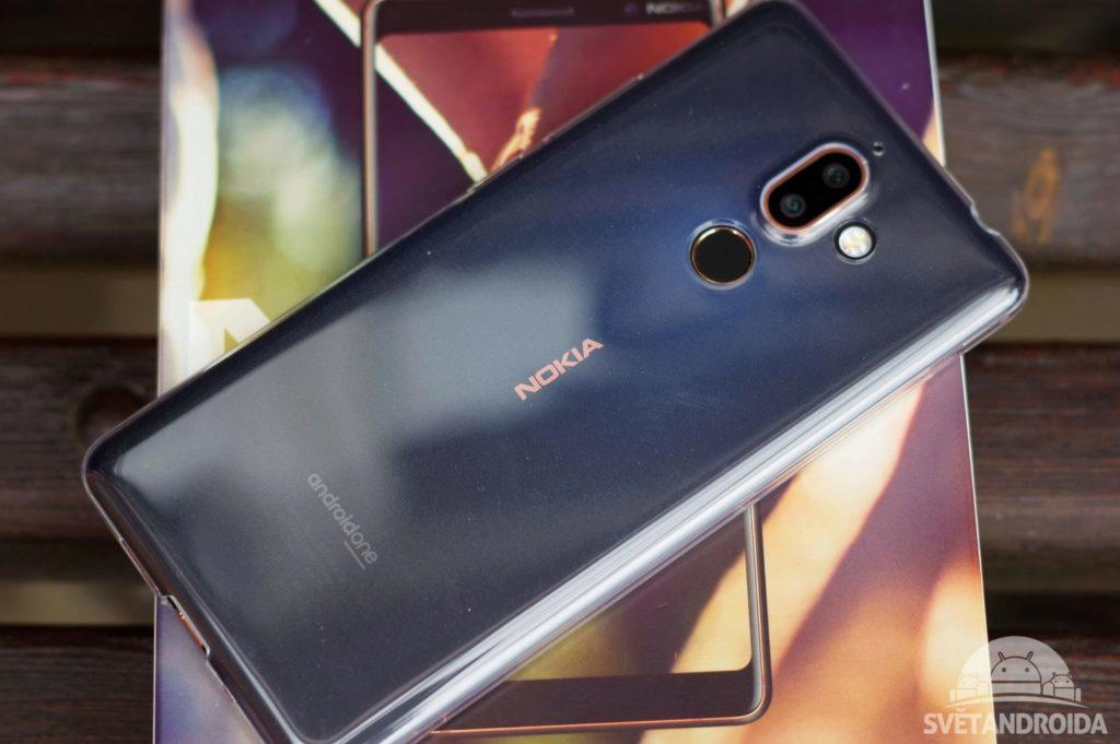 Obal na Nokia 7 Plus