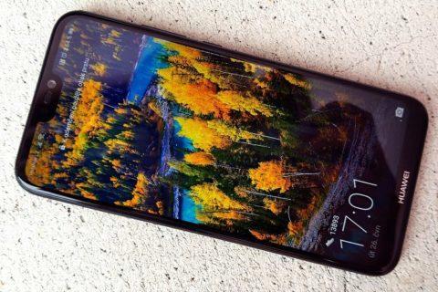 Huawei P20 Lite recenze