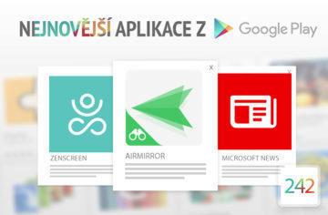 Nejnovější aplikace z Google Play #242: vzdálený přístup k telefonu