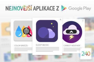 Nejnovější aplikace z Google Play #240: pro váš zdravý spánek