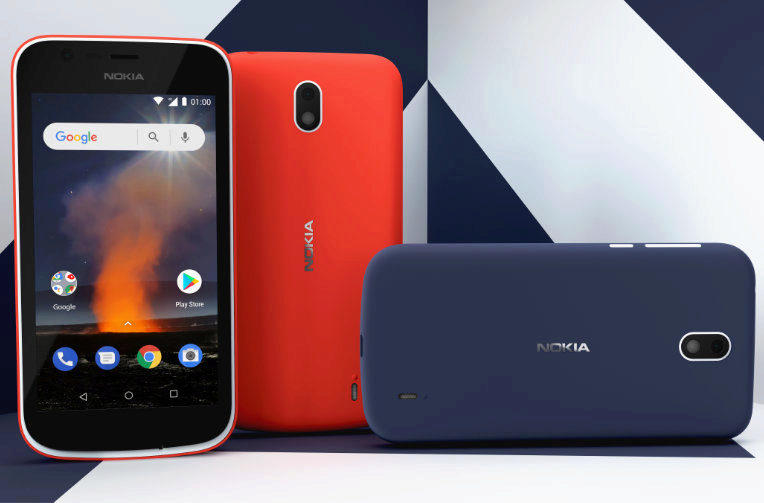 Nokia 1 recenze