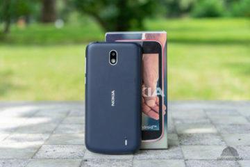 Nokia 1 zadni kryt