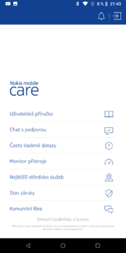 Nokia 7 Plus care