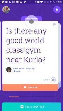 Otázky uživatelů Google Neighbourly