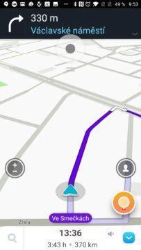 Projeli jsme se navigací Waze Fake GPS Joystick