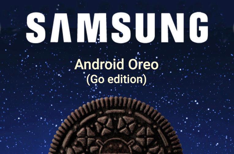 Samsung telefon s Android Go