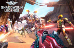 Shadowgun Legends recenze android ios