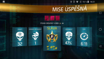 Shadowgun Legends uspesna mise