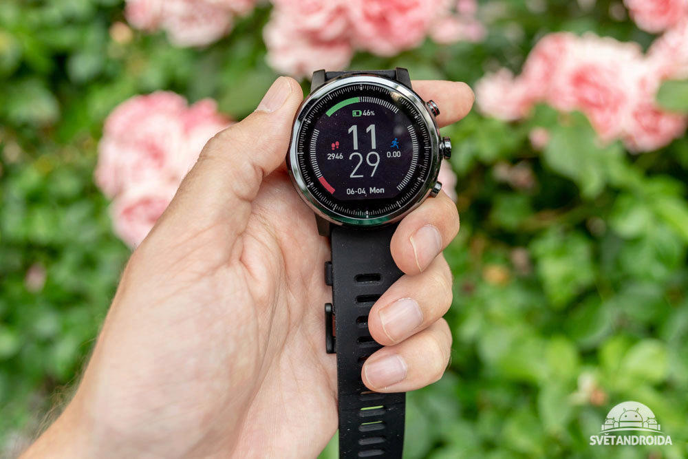 Xiaomi Huami hardware chytrych hodinek