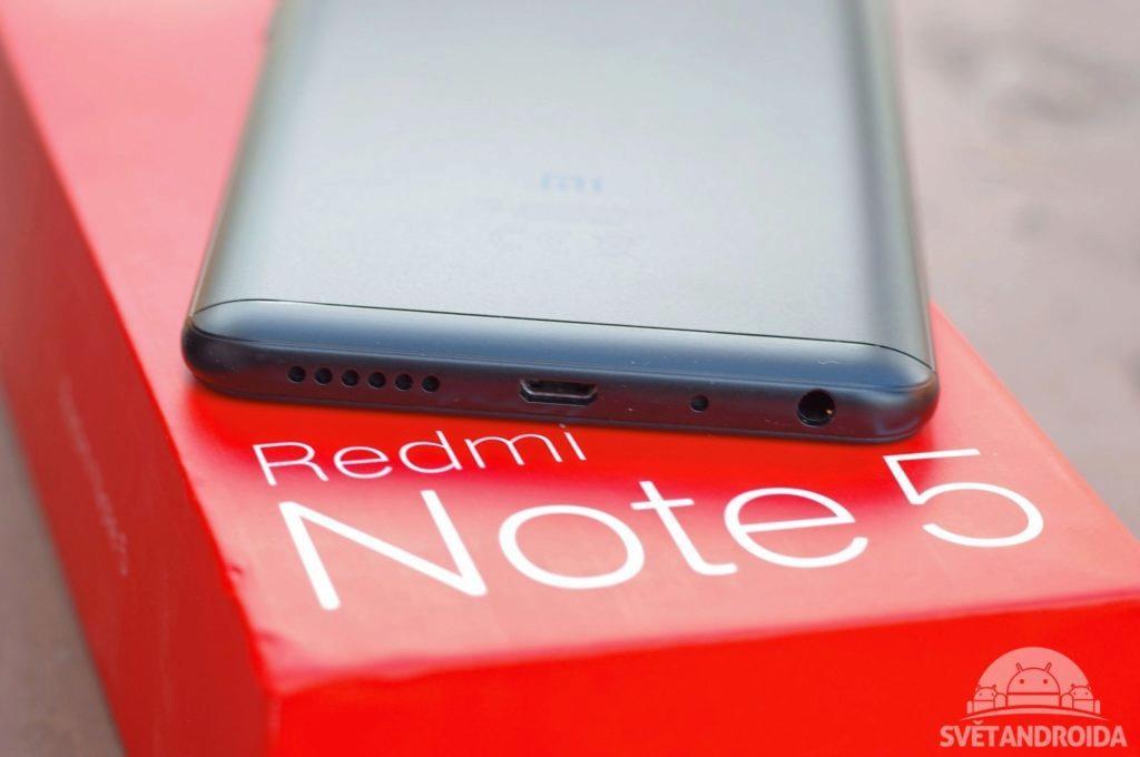 Xiaomi Redmi Note 5 microUSB