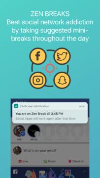 ZenScreen aplikace