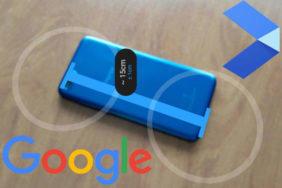 aplikace google measure metr arcore