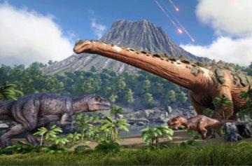 Hra ARK: Survival Evolved vyšla zdarma na Android. Nabízí perfektní 3D grafiku